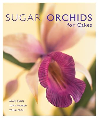 Sugar Orchids for Cakes 9781903992159
