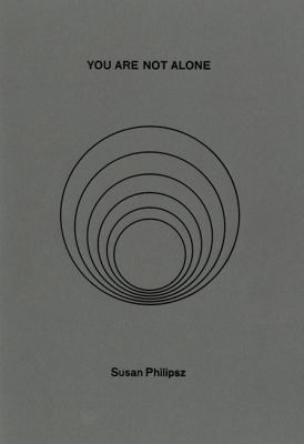 Susan Philipsz: You Are Not Alone 9781901352429