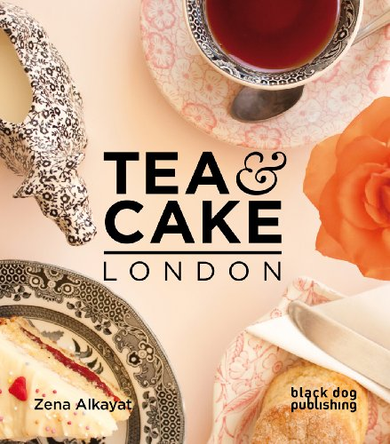 Tea & Cake London 9781907317484