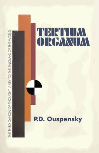 Tertium Organum 9781907661471