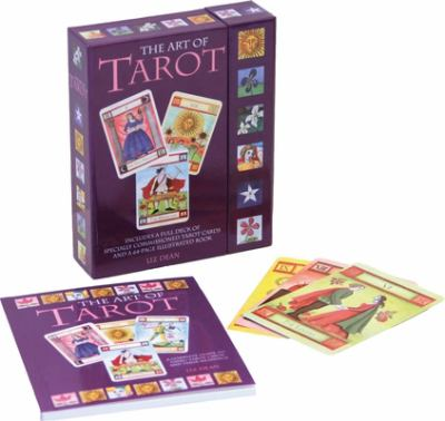 The Art of Tarot: For Beginners 9781904991045