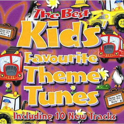 The Best Kids' Favourite Theme Tunes 9781904903147