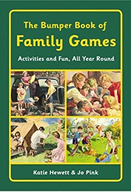 The Bumper Book of Family Games 9781908449337