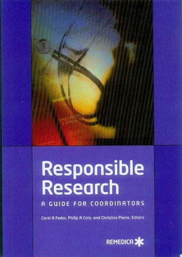 Responsible Research: A Guideline for Coordinators