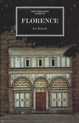 The Companion Guide to Florence - 6th Edition
