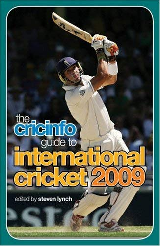 The Cricinfo Guide to International Cricket 2009 9781905625154