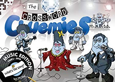 The Crossword Cluemies Music Edition: 1960s-2010 9781905411795