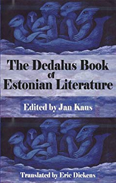 The Dedalus Book of Estonian Literature 9781903517956