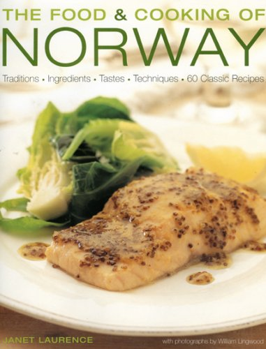 The Food & Cooking of Norway 9781903141472