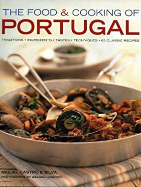 The Food & Cooking of Portugal 9781903141434