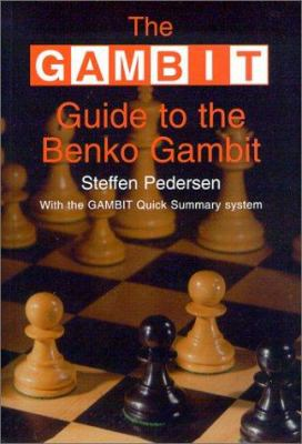 The Gambit Guide to the Benko Gambit 9781901983159