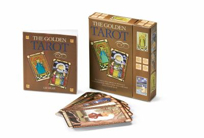 The Golden Tarot [With Book] 9781906094867