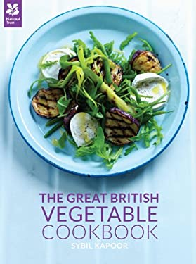 The Great British Vegetable Cookbook 9781907892622