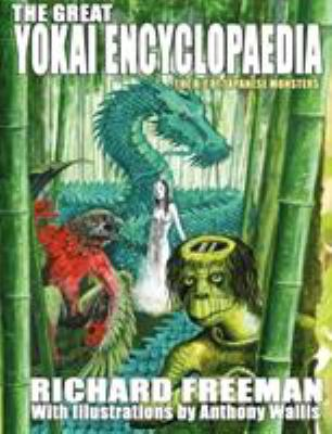 The Great Yokai Encyclopaedia 9781905723546