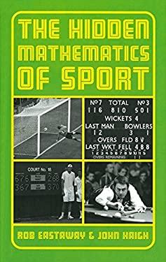 The Hidden Mathematics of Sport 9781907554223