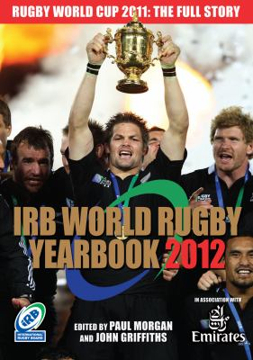 Irb World Rugby Yearbook 2012 9781907637254