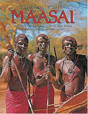 The Last of the Maasai 9781904722137