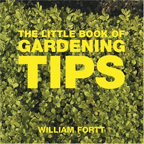 The Little Book of Gardening Tips 9781904573357