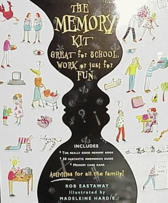 The Memory Kit: Great for School, Work or Just for Fun [With 64 Page Hardcover and Memory Game and Notebook and *]