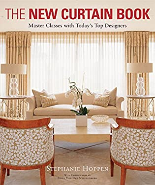 The New Curtain Book: Master Classes with Today's Top Designers 9781903221785