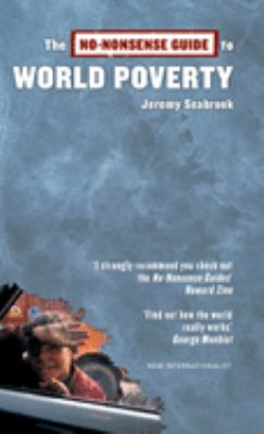 The No-Nonsense Guide to World Poverty 9781904456667