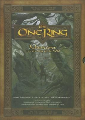 The One Ring: Adventures Over the Edge of the Wild [With Dice and 2 Maps] 9781907204142