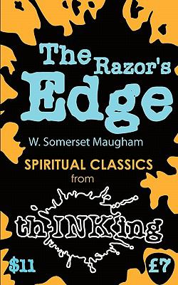 The Razor's Edge (Thinking Classics) 9781907590108