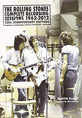 The Rolling Stones: Complete Recording Sessions 1962-2012 9781901447774