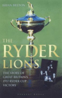 The Ryder Lions 9781906015039