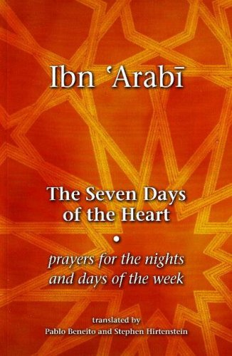 The Seven Days of the Heart: Prayers for the Nights and Days of the Week 9781905937011