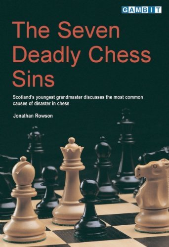The Seven Deadly Chess Sins 9781901983364