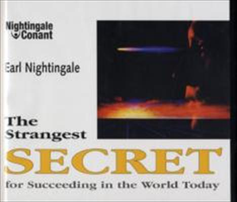 The Strangest Secret: For Succeeding in the World Today 9781905453405