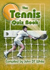 The Tennis Quiz Book 7752999