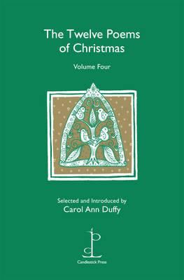 The Twelve Poems of Christmas 9781907598142