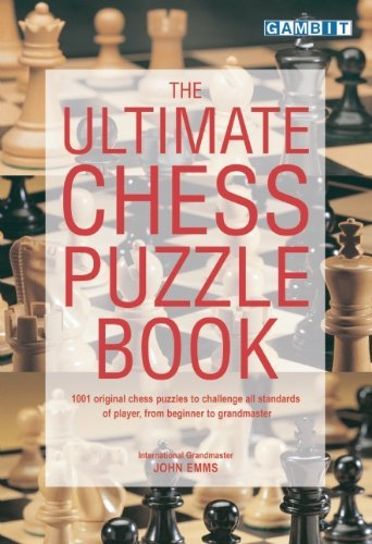 The Ultimate Chess Puzzle Book 9781901983340