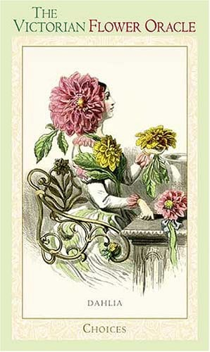 The Victorian Flower Oracle Deck: The Wit and Wisdom of Jj Grandville's Flowers Personified 9781905572014