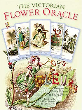 The Victorian Flower Oracle [With Cards] 9781905572007