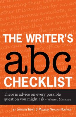 The Writer's ABC Checklist 9781907016196
