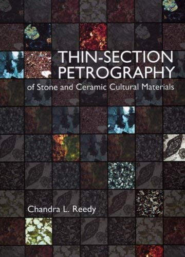 Thin-Section Petrography of Stone & Ceramic 9781904982333