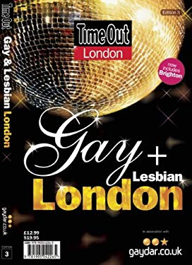 Time Out Gay + Lesbian London 9781905042265
