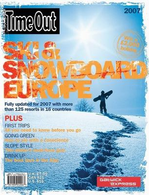 Time Out Ski & Snowboard Europe 9781905042067