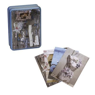 Tinned Notecards 20 Pack
