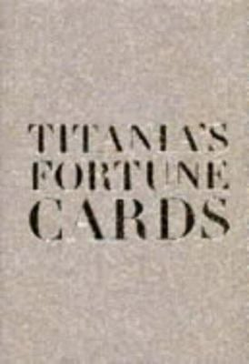 Titania's Fortune Cards 9781902757537