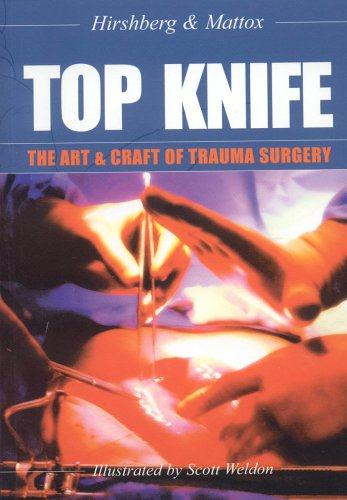 Top Knife: The Art and Craft of Trauma Surgery 9781903378229