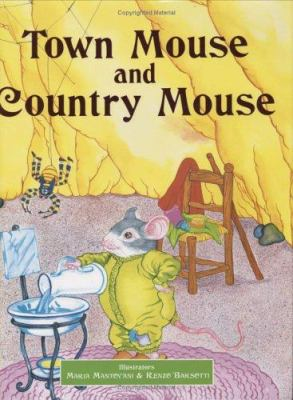 Town Mouse and Country Mouse 9781904668534