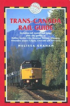 Trans-Canada Rail Guide 9781905864010