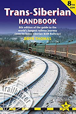 Trans-Siberian Handbook 9781905864362