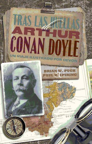 Tras Las Huellas de Arthur Conan Doyle - Un Viaje Ilustrado Por Devon