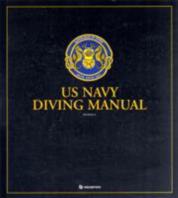 U.S. Navy Diving Manual 9781905492152