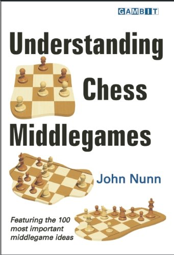 Understanding Chess Middlegames 9781906454272